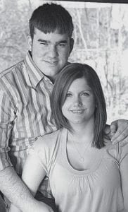 Brent Roughton and Mindi Shirkey