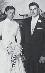 Mr. and Mrs. Gene Waidelich