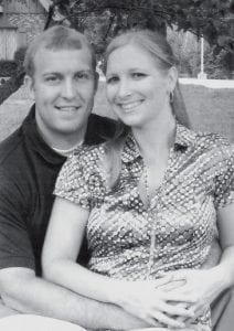 Bret Silveus and Tiffany Colon