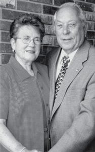 Mr. & Mrs. Jim Provost