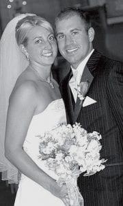 Mr. & Mrs. Jason Nofziger