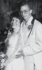 Mr. and Mrs. David Beck