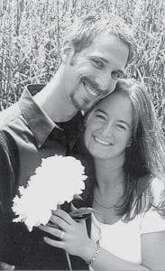 Timothy Grosnick and Heidi Leininger