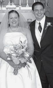 Mr. & Mrs. Andrew Waldron