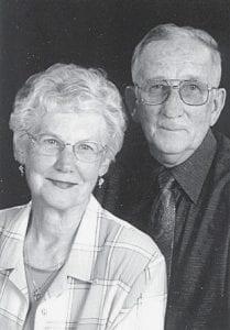 Mr. & Mrs. Ervin Haas