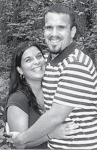 Valerie Rupp and Nicholas Rice