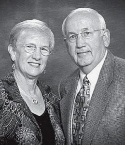 Mr. and Mrs. Ronald Nofziger