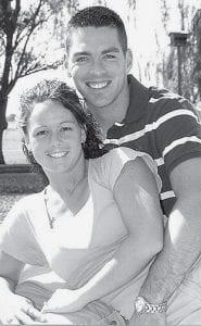 Natasha Beaverson and Jeremy Roberson