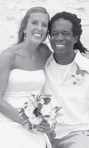 Mr. and Mrs. Albert Bain