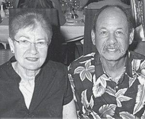 Juan and Odette Rolón