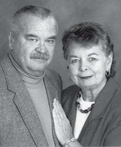 Mr. and Mrs. David Schaffner