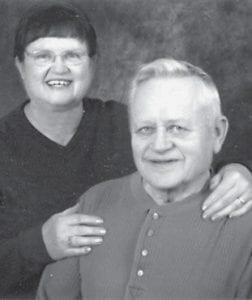Mr. and Mrs. James Fedderke