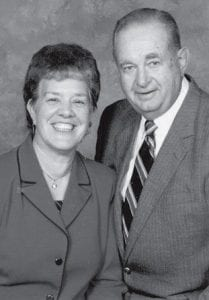 Mr. and Mrs. Colenzo Short