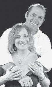 Tara Short and Nathaniel Meyer