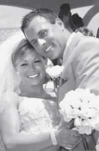 Mr. and Mrs. Joel Mark