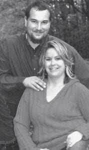 Ryan Carpenter and Megan Smith