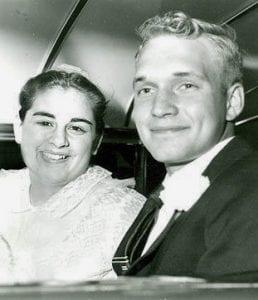 Mr. and Mrs. Marvin Lantz