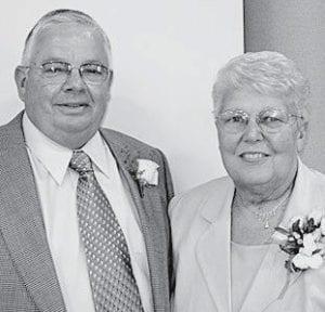Mr. and Mrs. Dean Nofziger