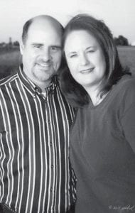 Chuck Murillo and Jill Crossgrove
