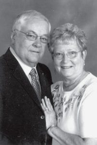 Mr. and Mrs. Roger Grieser