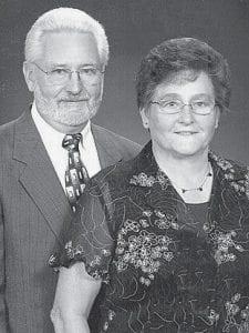 Mr. and Mrs. Ralph Metzler