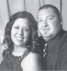 Jessica Gracia and John Okuly