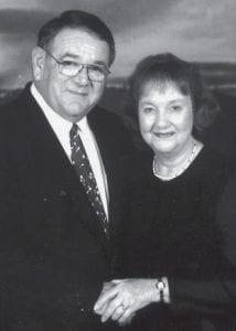 Mr. and Mrs. Gene Rupp