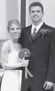 Mr. and Mrs. Brian King
