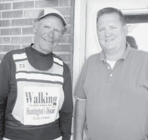 Don Stevenson, Auburn, Wash., an