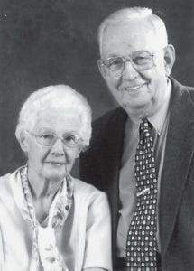 Mr. and Mrs. Peter Kiesow