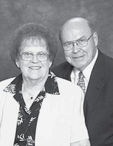 Mr. and Mrs. Charles Rupp