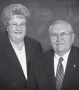 Mr. and Mrs. Charles Lugbill