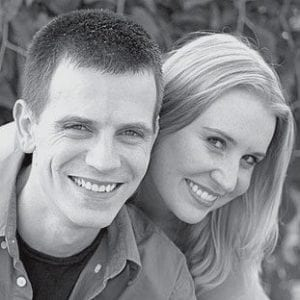 Caitlin Witteborg and Nathan Bird