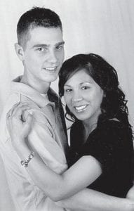 Kristen Siller and Christopher Hogrefe