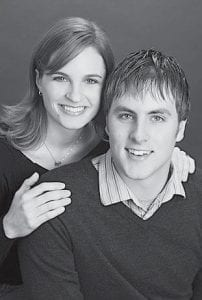 Lindsey Holland and Nathaniel Lange