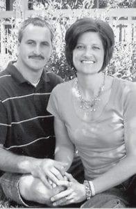 Mr. and Mrs. Stan Harris