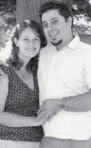 Amy Meyer and Benjamin Gardner