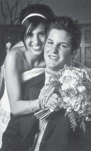 Mr. and Mrs. Luke Stuckey