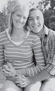 Ashley Ruffer and Steven Schink