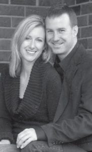 Kelly Higbea and Tim Roche