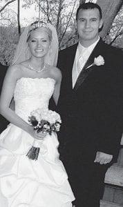 Mr. and Mrs. Nicholas Lavinder