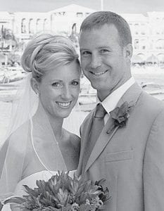 Mr. and Mrs. Timothy Roche
