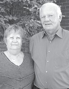 Mr. and Mrs. Vic Miller