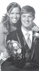 Mr. and Mrs. Luke Andrews