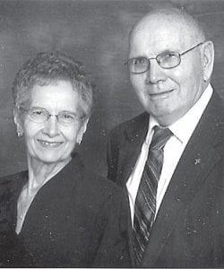 Mr. and Mrs. John Arnos