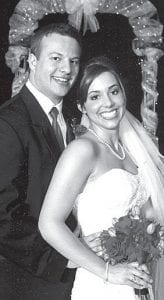 Mr. and Mrs. Heath Yoder