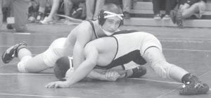 Cowell lost a close 3-1 decision to South Central senior Payton Oney in the championship match.