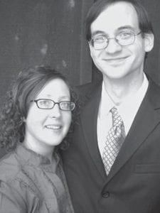 Carrie Beth Pratt and Joseph Ryan Gunther