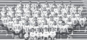 AHS Varsity Football Team