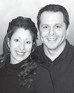 Fara Nickle and Matt Neff